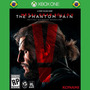 Metal Gear Solid V The Phantom Pain Xbox One - Mídia Digital
