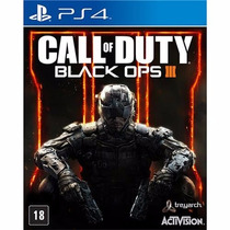 Call Of Duty Black Ops Ps4 Original/lacrado/midia Fisica