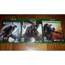 Ryse: Son Of Rome Xbox One Completo Com Capa E Manual, Veja!