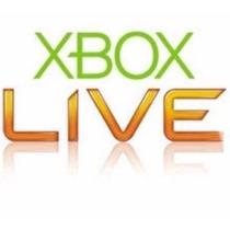 Conta Xbox Live Com Jogos Do 360 E Do One