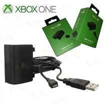 Kit 2 Baterias Controle Xbox One 4800mah + Cabo Usb