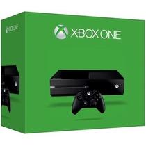 Xbox One 500 Gb Novo Na Caixa