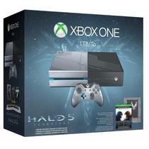 Xbox One Halo 5 1tb Limited Edition! Novo Lacrado A+++