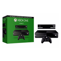 Xbox One 500gb + Kinect + Headset Com 2 Controles Microsoft