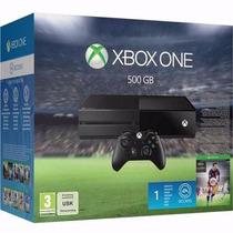 Xbox One + Headset + 500gb. Novo Na Caixa. Nota Fiscal