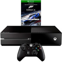 Console Xbox One 500gb Edição Limitada + Game Mania Virtual