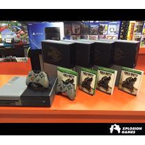 Xbox One 1tb Ed. Call Of Duty Advanced Warfare + Jogo