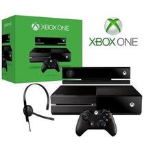 Xbox One 500gb Com Kinect - Novo