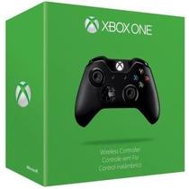 Controle Xbox One S/ Fio Wireless Microsoft Modelo Novo P2