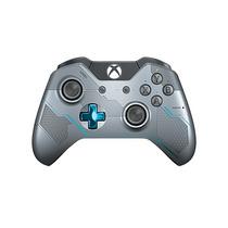 Controle Turbo Rapid Fire - Halo 5 Metali -30 Modos Xbox One