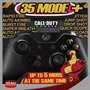 Controle Xbox One C/placa 35 Modos Rapid Fire Jump Shot Drop