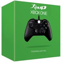 Controle Xbox One Original Knup Com Fio Controle X One
