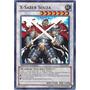X-saber Souza - Ct09-en017 - Super Rare