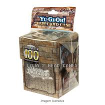 Yugioh Cards Acessório - Chibi Single Deck Box Kaiba Yugi