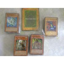 Lote De Cards Yugioh Contendo 100 Cartas (apenas Mostros)