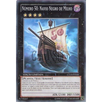 Número 50: Navio Negro De Milho Number 50: Blackship Of Corn