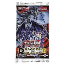 Yu-gi-oh! - Booster Dragões Das Lendas 2