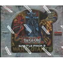 Yugioh Battle Pack English 1 1st Edition Booster Box Selada