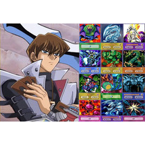 Super Deck Kaiba Com 40 Cartas Versao Anime