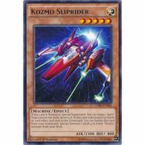 Deslizador De Kozmo / Kozmo Sliprider (core) Yugi - Rara