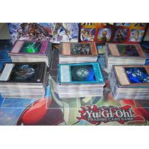 Yu-gi-oh!: Lote De 205 Cards Originais!