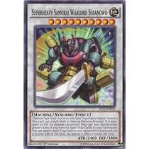 Samurai Superpesado Sr Da Guerra Susanowo Sp15-pt034yu-gi-oh