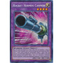 Yugioh Carta Rocket Hermos Cannon Drl2-pt010 - Secret Rare