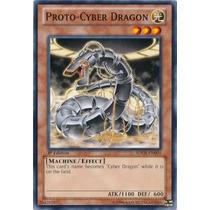 ## Yugioh Proto-cyber Dragon Sdcr-en005 Yugioh ##