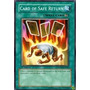 ## Yugioh Card Of Safe Return Sdzw-en021 Yugioh ##