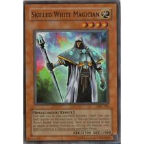 Yugioh Skilled White Magician Mfc-064 Unlimited Super Rare