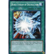 Yugioh Burst Stream Of Destruction Common 1st Sddc-en025