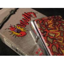 Zippo Original ~ Jugular Snakeskin ~ Skateboard Bmx Style