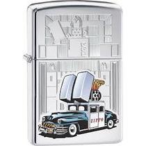 Isqueiro Zippo Car & Building 28507