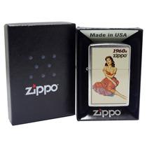 Isqueiro Zippo 207 Classic Pin Up Girl 1960