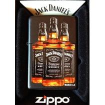 Zippo Jack Daniels , Edição Limitada - Frete Grátis