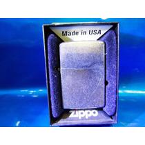 Isqueiro Zippo Original Regular Street Chrome Mod:207