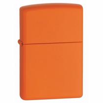 Isqueiro Zippo Regular Orange Matte Laranja 231