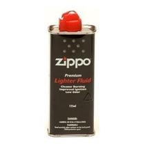 Fluido Zippo Original Para Isqueiro 125ml Lata