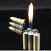 Isqueiro Bullet Recarregavel A Gaz