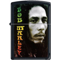 Isqueiro Zippo Original - Bob Marley