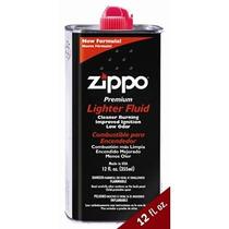Fluído Original Zippo Lata 355ml (ideal Para Revenda)