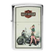 Isqueiro Zippo Harley Davidson Hd 1940