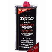 Fluido Zippo Original Para Isqueiro 355ml Lata