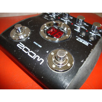 Pedal Zoom G2 ( Troco Por Cdsl Hard Prog )
