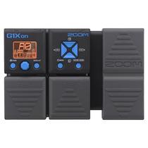 Pedaleira Zoom G1xon / G1x On + 100 Efeitos - Lançamento