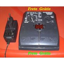 Pedaleira Zoom 505 Ii P/ Guitarra Com Fonte Frete Grátis