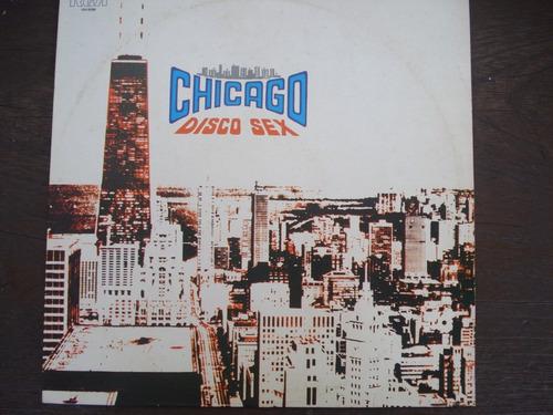 Vinil Lp Chicago Disco Sex Original