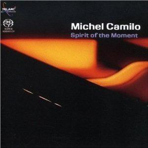 Super Audio Cd Michel Camilo Spirit Of The Moment Hybrid Original