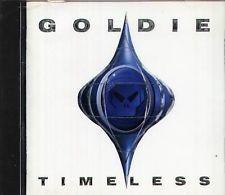 Cd-goldie-timeless-importado Original