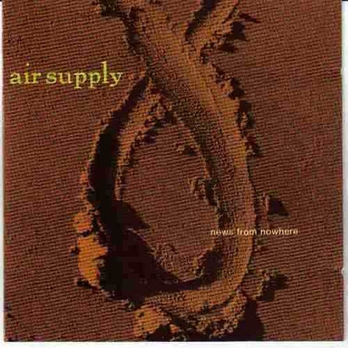Cd Air Supply News From Nowhere Original